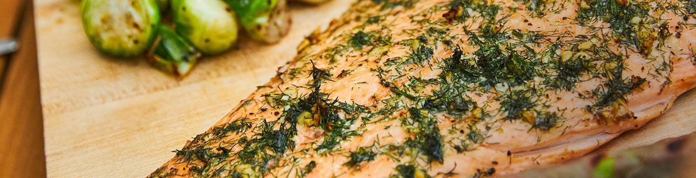 Fischrezepte für den Grill