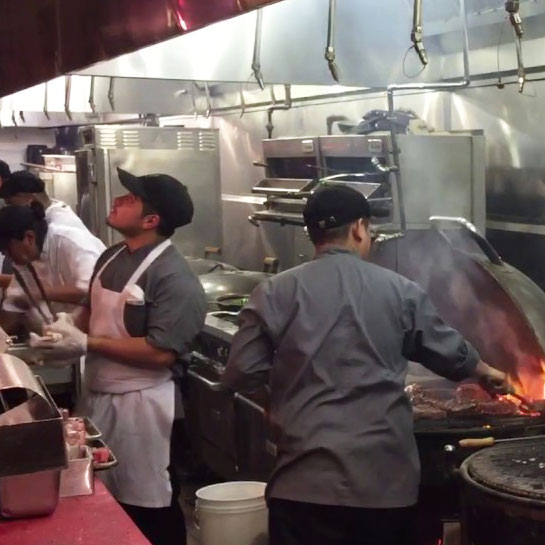Weber Restaurant 3