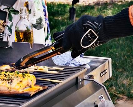 Sicherheit beim Grillen