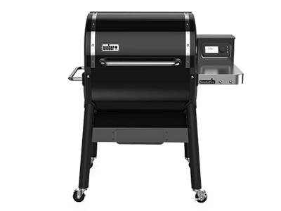 Weber Holzpelletgrills