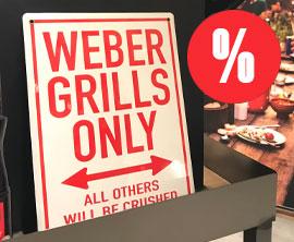 Weber Elektrogrill Outlet : Weber grill ® online shop 2019 günstig kaufen weststyle.de
