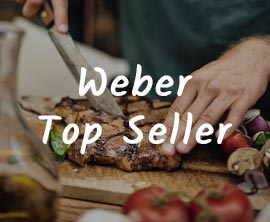 Weber Grill Top 12