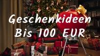 Geschenke bis 100 EUR