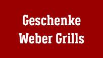 Geschenke Weber Grills