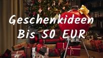 Geschenke bis 50 EUR
