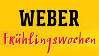 Weber Frühlingsstart