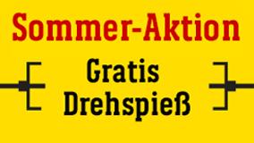 Weber Sommer-Aktion