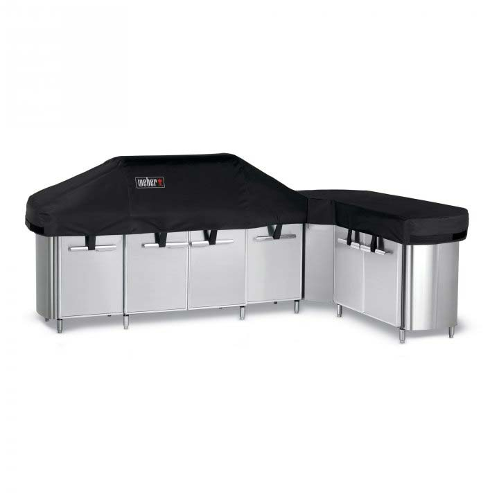 weber abdeckhaube summit grillcenter g nstig kaufen weststyle. Black Bedroom Furniture Sets. Home Design Ideas
