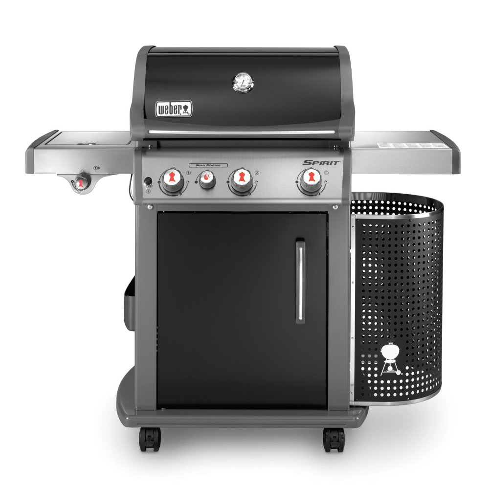 weber gasgrill spirit e 330 gbs premium schwarz g nstig kaufen weststyle. Black Bedroom Furniture Sets. Home Design Ideas