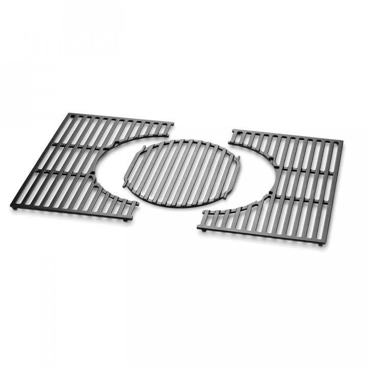 weber grillrost spirit 300 serie gourmet bbq system gusseisen g nstig kaufen weststyle. Black Bedroom Furniture Sets. Home Design Ideas