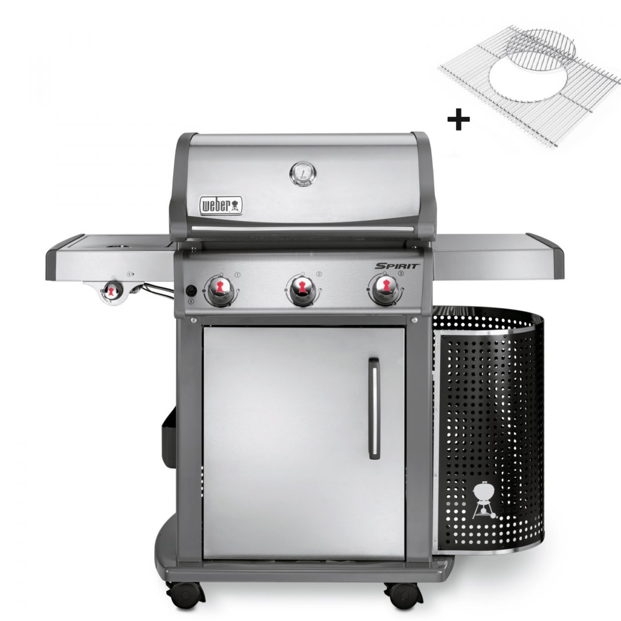 weber grill kaufen weber spirit e 330 premium edelstahl weber spirit s 330 weber e 310 grill. Black Bedroom Furniture Sets. Home Design Ideas