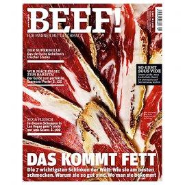 BEEF Nr. 13 - Das kommt Fett