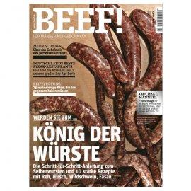 BEEF Nr. 12 - König der Würste