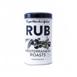 Cape Herb & Spice Rub Mediterranean Roasts 100 g