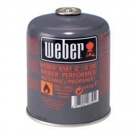 Weber Gas-Kartusche für Q 100-/1000 Serie und Performer Touch-N-Go
