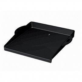 Weber Style universelle gusseiserne Grillplatte, Plancha