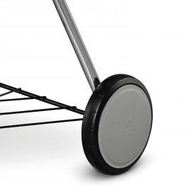 Weber Rad mit Einsatz Holzkohle 2015
