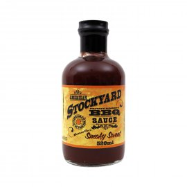Stockyard Smoky Sweet BBQ Sauce