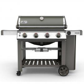 Weber Gasgrill Genesis ® II E-410™ GBS™, Smoke Grey