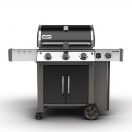 Weber Gasgrill Genesis ® II LX E-340™ GBS™, Black