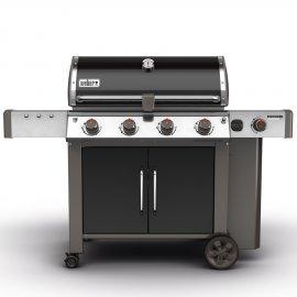 Weber Gasgrill Genesis ® II LX E-440™ GBS™, Black