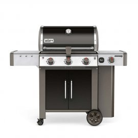 Weber Genesis II LX E-340 GBS, Black + Weststyle Edition