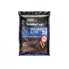 Weber Smoke Fire Holzpellets Grillmaster Blend