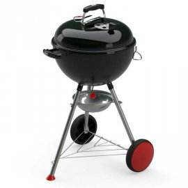Weber Kettle Plus, 47 cm GBS, Black