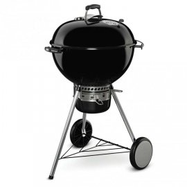 Weber Master-Touch GBS Pro, 57 cm, Black