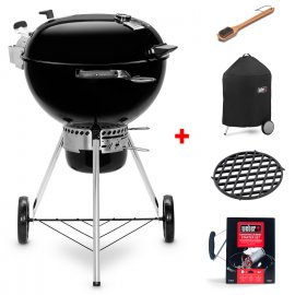 Weber Master Touch GBS Premium SE E-5775, 57 cm + Weststyle Edition