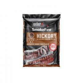 Weber Smoke Fire Holzpellets Hickory