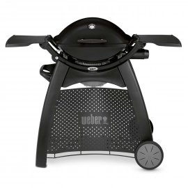 Weber Q 2200 Station, Blackline
