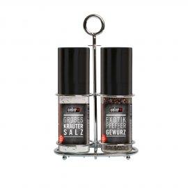 Weber Rack Gewürz-Salz & Pfeffer-Mix