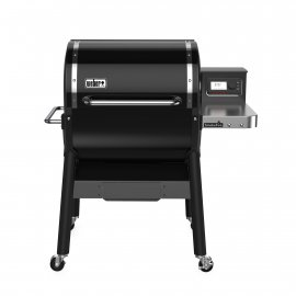 Weber Smoke Fire EX4 Holzpelletgrill GBS, Black