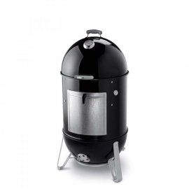 Weber Smokey Mountain Cooker 47 cm + gratis Artikel