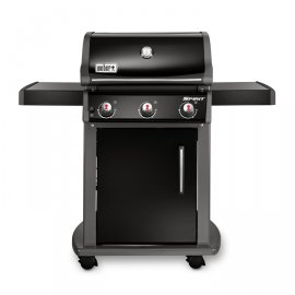 Weber Spirit E 310, Original, Black