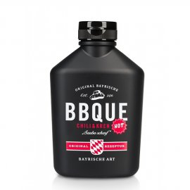 BBQUE Bayrische Barbecue Sauce Chili & Kren