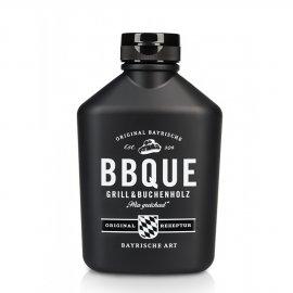 BBQUE Bayrische Barbecue Sauce Grill & Buchenholz