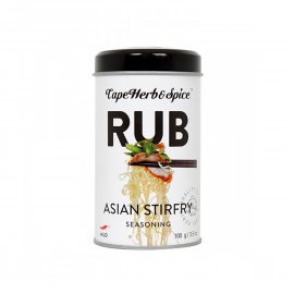 Cape Herb & Spice Rub Asian Stirfry 100 g
