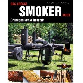 """Smoker Buch """"Das gro�e Smoker Buch"""", Ted Aschenbrandt"""