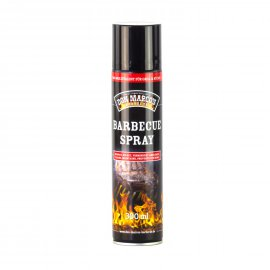 Don Marcos Barbecue BBQ Spray
