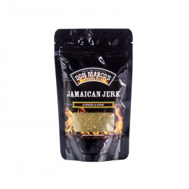 Don Marcos Barbecue Jamaican Jerk