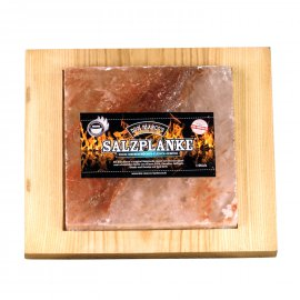 Don Marcos Barbecue Servierhilfe Holz für Salzplanke L