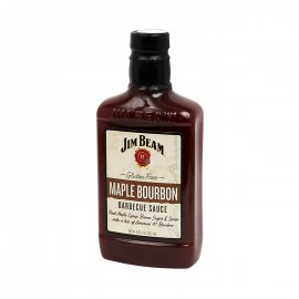 Jim Beam Maple Bourbon BBQ Sauce
