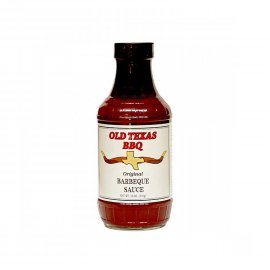 Old Texas BBQ Sauce 455 ml
