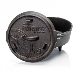 Petromax Feuertopf ft3 Dutch Oven