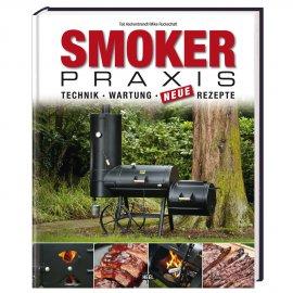 """Smoker Buch """"Smoker Praxis"""", Ted Aschenbrandt"""
