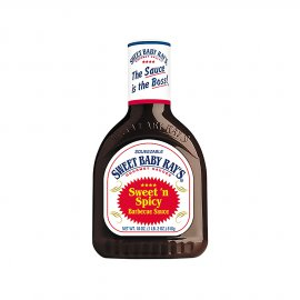 Sweet Baby Ray's BBQ Sauce Sweet 'N Spicy