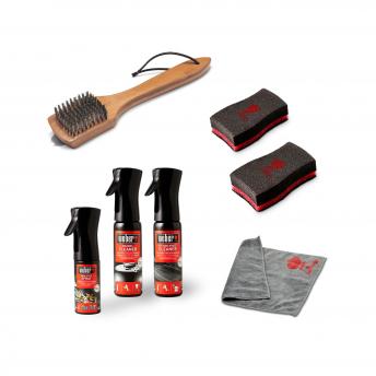 Weber Reinigungsset für Holzkohlegrills