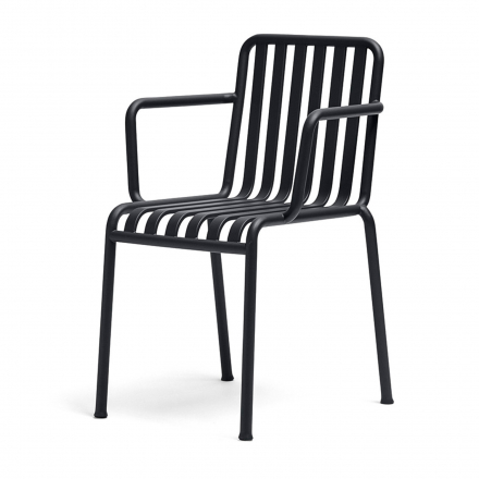 Sessel Palissade Farbe anthracite